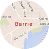 Map Barrie